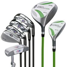 "*New* US Kids Golf UL 57"" Player Height 7-club Junior Set w/ Stand Bag"