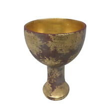 Holy Grail Indiana Jones Last Crusade Chalice Movie Prop Gift Cup Christ Goblet