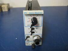 Astro-Med Inc Asc902 Medium Gain Amplifier