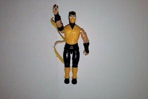 Vintage GI Joe Scorpion from Mortal Kombat (Hasbro 1993)