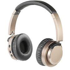 Vivanco AIRCOUSTIC HIGHQ AUDIO Dark Bronze Headset Musik Kopfhörer Bluetooth