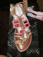 Sam Edelman Gladiator Sandals - Gretchen  - Size 8