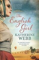 The English Girl by Webb, Katherine, NEW Book, FREE & FAST Delivery, (Paperback)