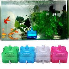 Mini Biochemical Activated Carbon Filter for Aquarium Fish Tank Pneumatic Supply