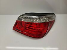 08-10 BMW E60 550I 528i 525i REAR RIGHT PASSENGER SIDE TAIL LIGHT LAMP OEM