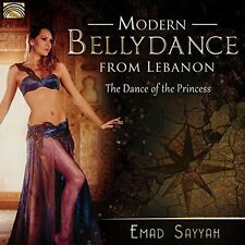 Modern Bellydance From Lebanon 5019396267428 by Sayyah CD