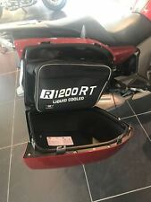 PANNIER LINER BAGS INNER BAGS TO FIT BMW R1200RT LC NEW PANNIERS PRINTED
