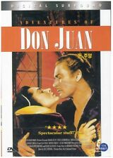 Adventures of Don Juan (1948) DVD (Sealed) - Errol Flynn
