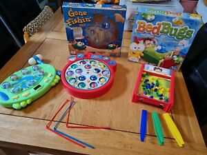 Kids interactive games bundle of 3. All in full working order and all complete