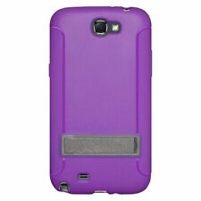 Amzer AMZ95208 TPU Skin Case for Samsung Galaxy Note 2 II N7100 Purple