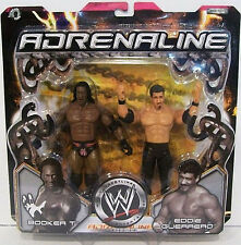 WWE ADRENALINE Series 14 Collection_BOOKER T & EDDIE GUERRERO 2 Pack figures_MIP