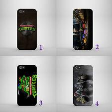 TEENAGE MUTANT NINJA TURTLES HARD PHONE CASE COVER FOR IPHONE/SAMSUNG MODELS