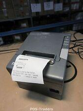 EPSON TM-T88V M224A NETWORK RJ-45 Thermal Receipt Ticket POS Printer INCL PSU