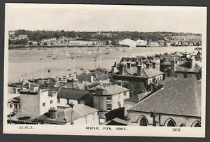 Postcard Cowes on Isle of Wight a General View RP by Frith