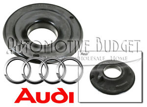 Front Coil Spring Seat Audi A4 A4 Quattro A6 A6 Quattro S4 S6 - NEW OEM