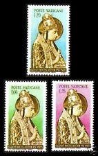 VATICANO 1955 215/17 MUERTE DE NICOLAS V 3v.