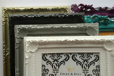Picture/Photo Frames 6x4,7x5,10x8 Ornate Shabby Chic Vintage Antique FrenchStyle