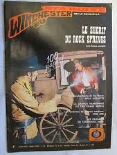 STAR CINE VINCHESTER 39 LE SHERIF DE ROCK SPRINGS 1973