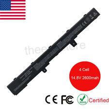 Laptop Battery for ASUS A31N1319 A41N1308 X451C X551C X551CA X451CA X451 X551 US