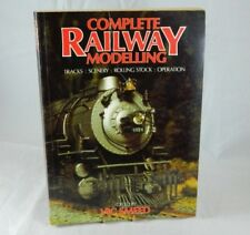 Complete Railway Modelling Vic Smeed 1983 Chilton Model Trains Railroad RR Book