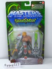 MOTU, Snake Armor He-Man, 200x, Masters of the Universe, MOC, carded, sealed