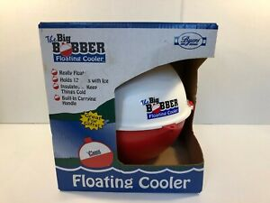 Big Bobber Floating Cooler by Byers Model 1701 Lake Pool Summer Soda Beer NEW