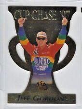 JEFF GORDON 1997 Press Pass CUP CHASE Gold Die-Cut #CC-7