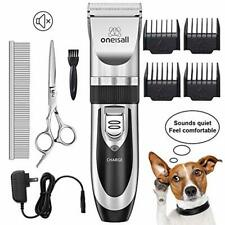 Clipper Kit for Dog Shaver Shave Pet Cat Puppy Wireless Set Fur Trimmer Hair Pup