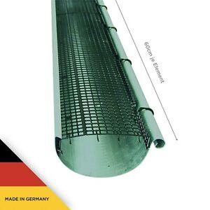 Dachrinnenschutz 3m-500m einfache Montage, anpassbare Breite und Länge, Made in