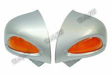 Retrovisores espejo intermitentes ámbar vasos para BMW R850RT R 1100 1150 RT RTP