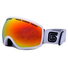 Grayne MTN Whiteout Goggle w/Pyro Anti-Fog Lens and Bonus Night Lens
