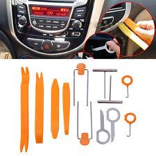 12PCS Car Dash Moulding Trim Audio GPS Radio Door Panel Open Pry Removal Tools