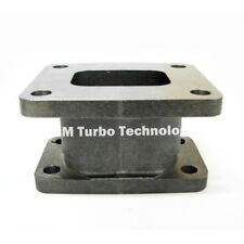 Turbocharger Manifold Flange Adapter T3 toT4 Conversion Cast