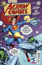 ACTION COMICS #1000 1950S VARIANT DAVE GIBBONS 1ST PRINT SILVER AGE SUPERMAN