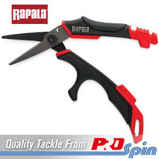 Rapala RCD Precision Braid Scissors - Fishing Line Cutter