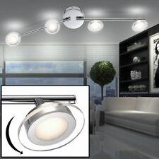 Design LED Decken Beleuchtung Wohn Ess Zimmer Lampe Spot Leuchte verstellbar
