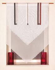 Moderne Gardinen mit Transparenter Stoff