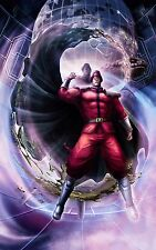 M. Bison Street Fighter - Poster 24 in x 15 in - Fast Shipping