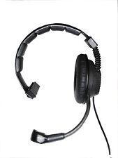 Maestro Single Ear Pro' Headset for ASL, Altair, Tecpro & Clear-com Beltpacks