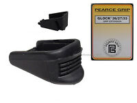 PEARCE Grip frame extension for Glock 26 27 33 mags .45 ACP PG-2733