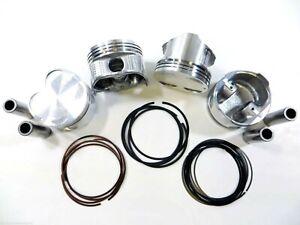 Premium Piston+Ring Kit(.50mm) for 93-97 1.6L Toyota Corolla Geo Prizm DOHC 4AFE