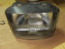 1989-2007 Kawasaki EX250R head light unit with mounting hardware
