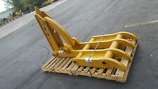 "New 36"" x 84"" Heavy Duty Mechanical Thumb for Backhoes"