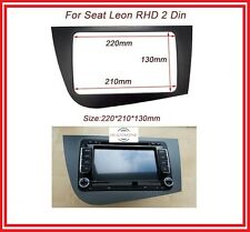 RNS510 STYLE DVD GPS SAT NAV FASCIA SEAT LEON MK2 2006-2011 1P FR CUPRA