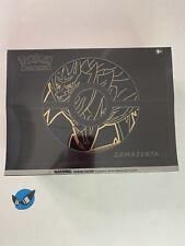 Pokemon TCG : Shield & Sword Elite Trainer Kit Zamazenta Box Sealed !!!