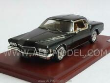 Buick Riviera 1971 Black 1:43 TRUESCALE TSM134308