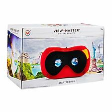 Viewmaster Virtual Reality Starter Pack KIDS FUN EDUCATIONAL TOY GIFT IDEA NEW