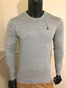 Ralph Lauren 100% Cotton Long Sleeve Pullover Jumper