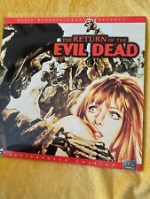 The Return of the Evil Dead (1972), Ntsc, *LaserDisc
