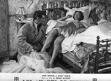 Photo originale Jean Marais Dany Robin amants de minuit lingerie fétichisme pied